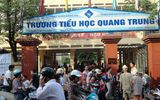 Vụ học sinh lớp 2 bị phạt tát 50 cái ở Hà Nội: Tạm đình chỉ cô giáo chủ nhiệm
