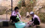 Năm nay, chương trình Nước sạch và Vệ sinh nông thôn đã được phân bổ 31,5 triệu USD