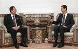 """Lộ diện """"kẻ thù chung"""" của Triều Tiên và Syria"""
