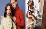 Video: Cặp chị em sinh đôi nằm chờ chết vì giảm cân theo yêu cầu công ty người mẫu