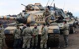 Thổ Nhĩ Kỳ phát động chiến dịch chưa từng có ở miền Bắc Syria