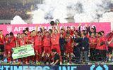 Cận cảnh phút đăng quang AFF Cup 2018 vỡ òa cảm xúc của ĐT Việt Nam