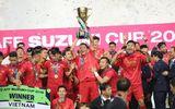 Đội tuyển Việt Nam nhận được bao nhiêu tiền thưởng sau khi vô địch AFF Cup?