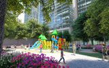 Sunshine City Sài Gòn ghi điểm bằng những tiện ích đẳng cấp
