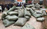 """Triệt phá đường dây buôn lậu """"khủng"""" ở Lạng Sơn, thu giữ 100 tấn hàng"""