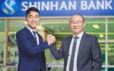 HLV Park Hang-seo và Lương Xuân Trường giúp ngân hàng Hàn Quốc thắng lớn