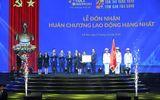 Lễ kỷ niệm 25 năm thành lập Tập đoàn Tân Á Đại Thành và đón nhận Huân chương Lao động hạng Nhất
