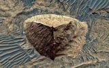 Thực hư thông tin phát hiện cấu trúc kim tự tháp trên sao Hỏa?