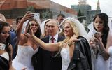 """Tổng thống Putin khẳng định """"một ngày nào đó"""" sẽ kết hôn, các cô gái đừng mất hy vọng"""