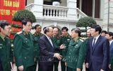 Thủ tướng: Niềm tin của người dân với Đảng, đất nước và Quân đội ngày càng được củng cố