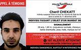 Nghi can trong vụ nổ súng tại chợ Giáng sinh Pháp từng thề trung thành với IS
