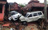 Sóng thần tấn công Indonesia: Con số thiệt mạng lên tới hơn 200 người