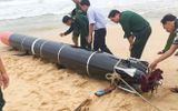 """Bộ Quốc phòng: """"Vật thể lạ"""" ở Phú Yên là ngư lôi phục vụ bắn tập của nước ngoài"""