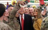 Tổng thống Trump bị chỉ trích vì bí mật thăm quân đội Mỹ ở Iraq