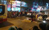 Nữ sinh va chạm với xe BMW ngã ra đường, bị xe buýt cán tử vong