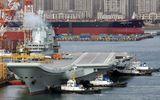 Trung Quốc phong tỏa biển, chạy thử tàu sân bay Type 001A trước khi đưa vào biên chế