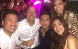 Choáng váng với tiệc chào năm mới của Rich Kid Việt