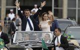 Tân Tổng thống Brazil 63 tuổi tuyên thệ nhậm chức