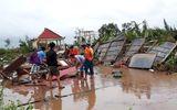 Bão số 1: Mưa lớn kèm giông lốc làm sập nhà, 1 người thiệt mạng