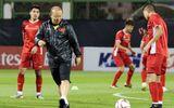 Asian Cup 2019: Cận cảnh buổi tập đầu tiên của tuyển Việt Nam tại UAE