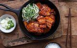 Món ngon mỗi ngày: Học người Hàn làm thịt áp chảo đổi vị cho ngày lạnh