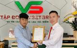 Ông Trần Trọng Quy chính thức nhận bổ nhiệm Giám đốc Phát triển Thị trường tại Tập đoàn VSETGROUP