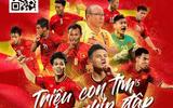 Sát cánh cùng đội tuyển Việt Nam trong từng trận đấu tại Asian Cup 2019