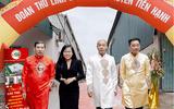 """Đoàn """"Táo quân"""" """"vi hành"""" xuống nhà máy sản xuất thương hiệu Đông y gia truyền Tiến Hạnh"""