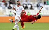 """VFF: """"Đức Huy bị mất trí nhớ tạm thời sau va chạm với cầu thủ Iran"""" ở Asian Cup 2019"""