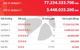 Kết quả xổ số Vietlott hôm nay 15/1/2019: Xuất hiện tỷ phú Jackpot hơn 77 tỷ đồng