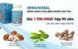Hợp chất Beta glucan trong immunobal là gì mà lại tốt cho bệnh nhân ung thư đến vậy?