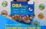 Dược phẩm Spitan Việt Nam bị phạt 50 triệu đồng vì quảng cáo TPCN Oba Night như thuốc chữa bệnh