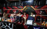 """4 cô gái và 1 thanh niên tổ chức """"tiệc"""" ma túy trong phòng VIP quán karaoke Ga Lăng"""