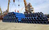 Ống gang cầu XINXING phục vụ rộng rãi trong ngành cấp nước tại Đông Nam Á