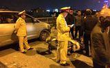 Thanh Hóa: Xe Innova tông liên hoàn 2 xe máy, 4 người bị thương nặng
