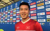 """Tiền vệ Huy Hùng hé lộ lời dặn dò cực quan trọng của thầy Park Hang-seo trước """"đại chiến"""" với Jordan"""