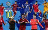 Sau bàn thắng siêu phẩm, Quang Hải lọt top 10 cầu thủ xuất sắc nhất vòng bảng Asian Cup 2019