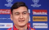 """Asian Cup 2019: Thủ môn Văn Lâm tiết lộ """"yếu huyệt"""" của Jordan trước trận quyết chiến"""