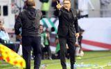 Nhìn lại khoảnh khắc HLV Park Hang-seo đấu khẩu với HLV Jordan để bảo vệ trợ lý