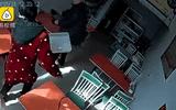 """Video: Bò """"điên"""" đuổi vào quán ăn, húc người phụ nữ mặc áo đỏ đến bất động"""