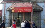 Vụ cướp ngân hàng ở Thái Bình: Trưởng thôn bị chém vào tay khi lao ra chặn đầu xe