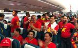 Hàng trăm CĐV lên đường từ nửa đêm tiếp lửa cho tuyển Việt Nam ở tứ kết Asian Cup 2019