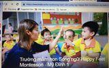 """MN Happy Feet Montessori Nam Từ Liêm hoạt động """"chui"""": PGD đình chỉ hoạt động để """"né"""" trách nhiệm?"""
