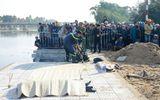 Vụ chồng lao ô tô chở vợ và 2 con xuống sông: Thắt lòng cảnh tìm kiếm thi thể các nạn nhân