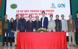 Lễ ký kết thành lập Trung tâm đào tạo ủy quyền của hãng Autodesk tại Trường Đại học Kinh doanh và Công nghệ Hà Nội
