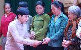 Báo ĐS&PL tặng gần 50 suất quà Tết cho người dân nghèo Hà Tĩnh