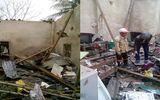 Hà Tĩnh: 5 người thương vong nghi do nổ pháo ngày giáp Tết