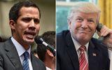 Tổng thống Trump điện đàm với thủ lĩnh tự phong Venezuela Juan Guaido