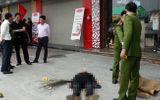 Hai đối tượng giết người nghi trộm cành đào ở Lào Cai ra đầu thú