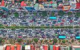 Đường phố Hà Nội ùn tắc kinh hoàng những ngày giáp tết